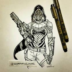 Osiris Female Hunter
