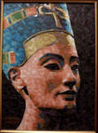 Queen Nefertiti by MinaNashed