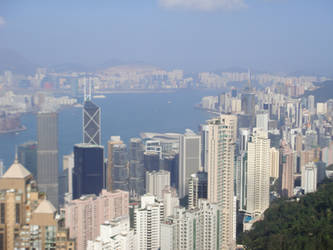 Hong Kong by clayton-northcutt