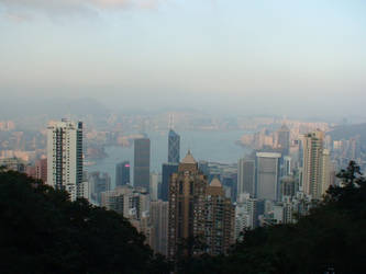 Hong Kong II by clayton-northcutt