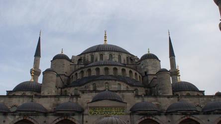 Sultan Ahmed Mosque II