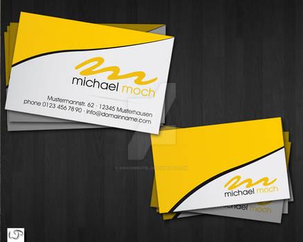 Print: Business Card I