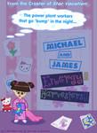 M + J promo poster feat. Mariko Tachibana