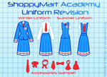 ShoppyMart Academy Uniform Revision