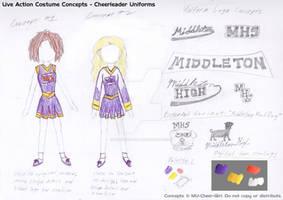 Cheer Uniform Concepts 1