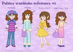 Patrice wardrobe reference 1