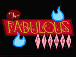 Logo for The Fabulous Flames