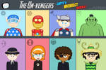 The Un-vengers: Earth's WHINIEST Heroes!