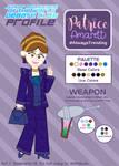 Debate Club Profile: Patrice by MU-Cheer-Girl