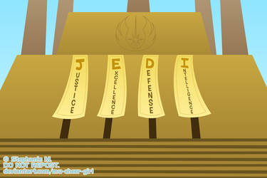 J.E.D.I. Academy: Entrance