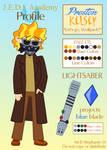 J.E.D.I. Profile: Preston by MU-Cheer-Girl