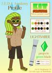 J.E.D.I. Profile: Kit