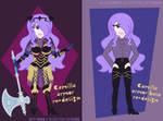 Camilla redesign