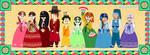 AirHeads in Hanbok by MU-Cheer-Girl