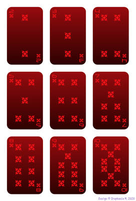 J.E.D.I. S.I.T.H. Cards 2-10