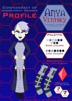 C.I.N. Profile: Anya
