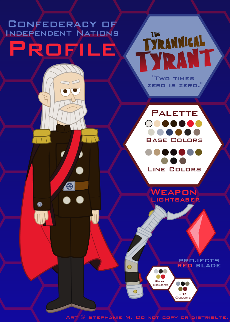 C.I.N. Profile: The Tyrannical Tyrant