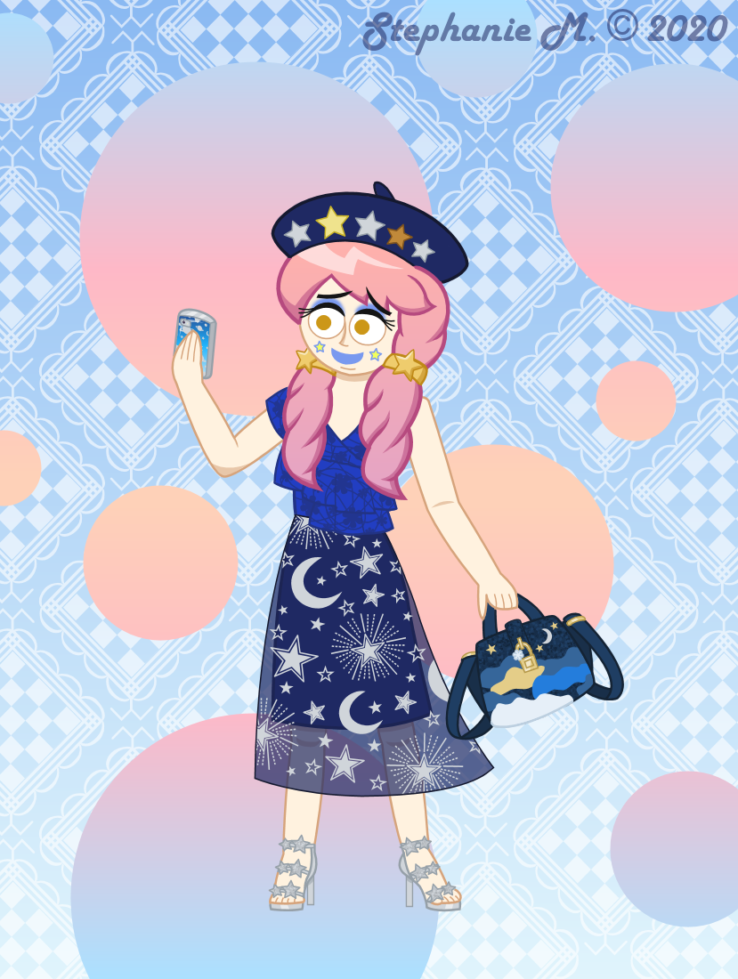 Rina's Starry #OOTD