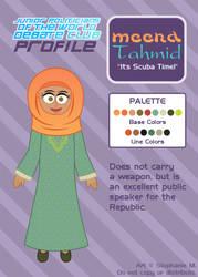 Debate Club Profile: Meena