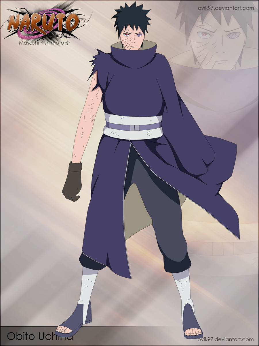 Naruto tobi susanoo
