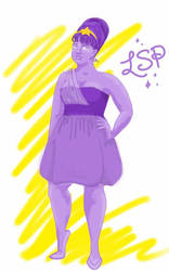 Lumpy Space Princess Cosplay Design by Andichan04