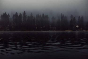 Spokane River by forfie