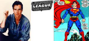 80's JLA - Superman: Dennis Quaid