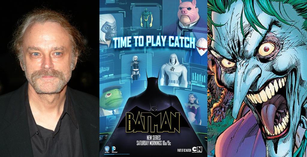 Beware The Batman Joker Brad Dourif By Allstardoomsday1992 On