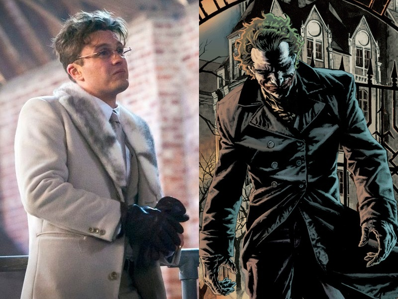 Batman: No Man's Land fan cast