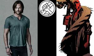 Hellboy T.V. Series - Hellboy: Jared Padalecki