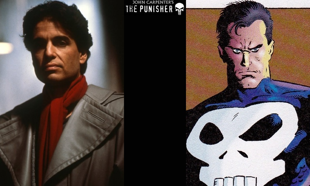 1985's The Punisher - Frank Castle: Chris Sarandon by