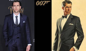 James Bond - James Bond Agent 007: Matthew Lewis