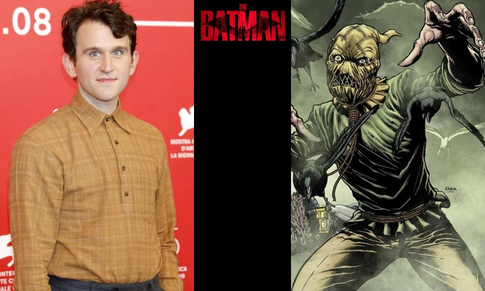 the batman scarecrow harry melling by allstardoomsday1992 on deviantart the batman scarecrow harry melling