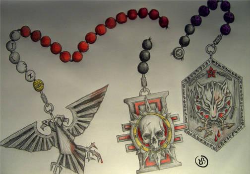 Dark Heresy - Moritat Rosary