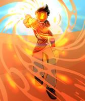 Solar Burns by Aeniridiae