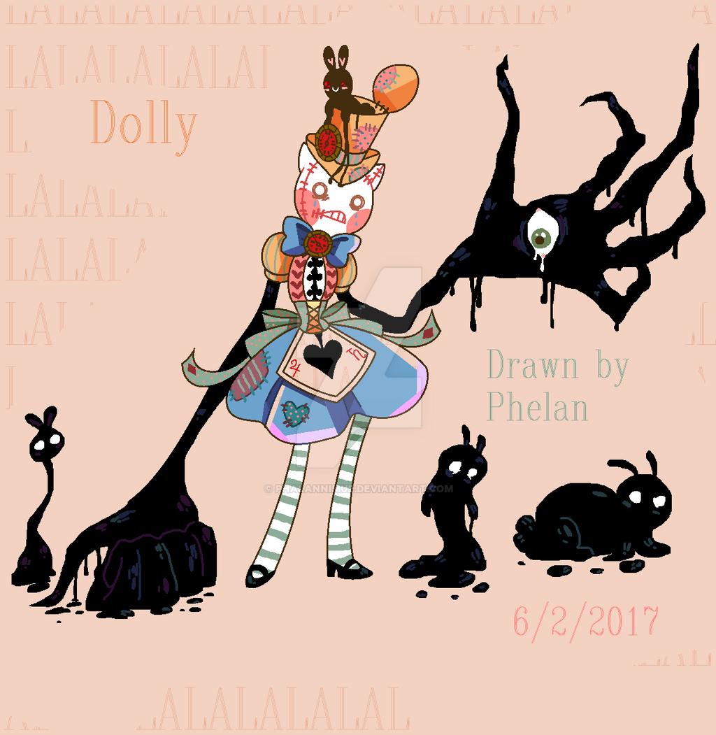 {phalanNimue} Dolly by PhalanNimue