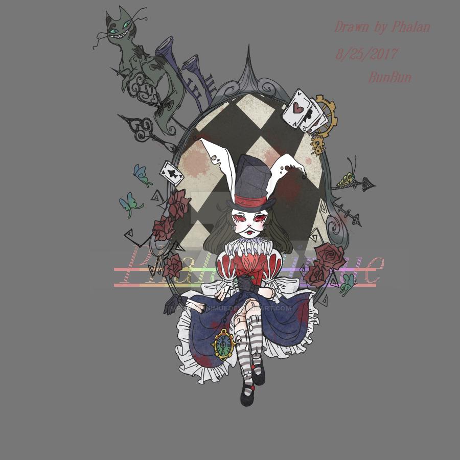 Wonderland by PhalanNimue