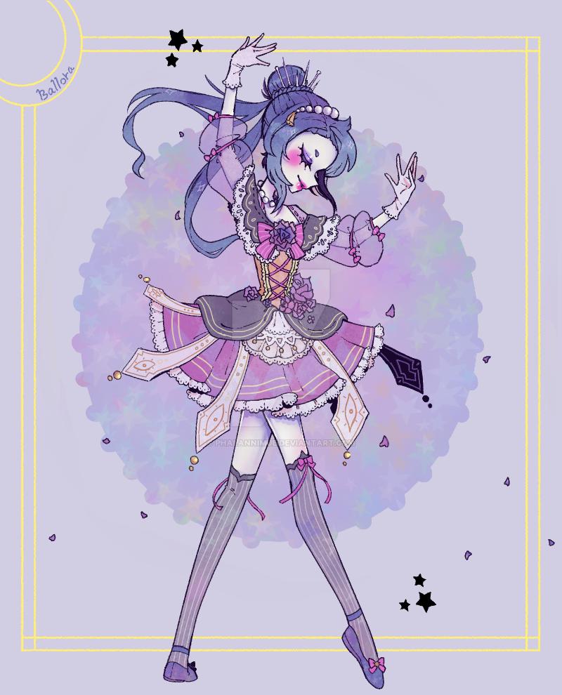 Ballora by PhalanNimue