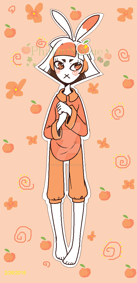 Peach by PhalanNimue