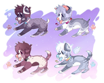 AB ADDED : pride puppers OTA : [CLOSED]