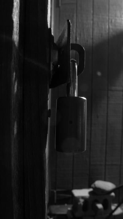 Locked Away by SpasiantasticalMan