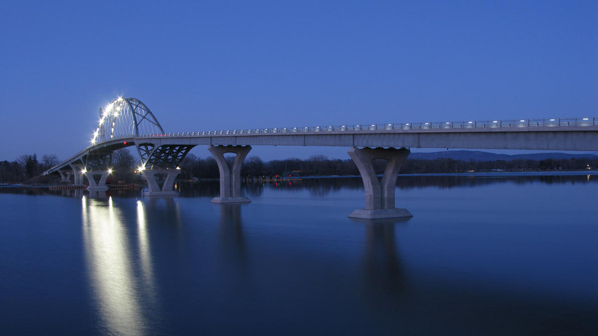 Bridging The Gap by SpasiantasticalMan