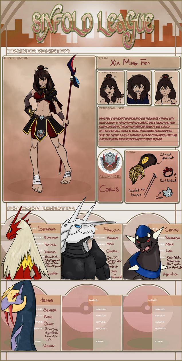 SXL App - The Oriental Warrior by tiakaneko