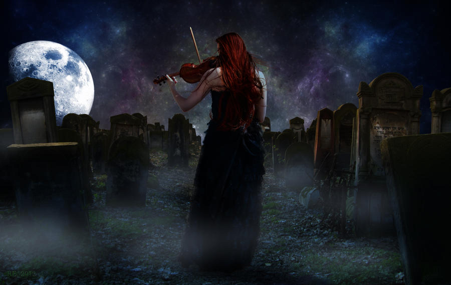 Concerto for the dead by robhas1left