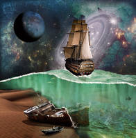 High Seas by robhas1left