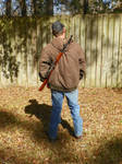 Man with rifle 10