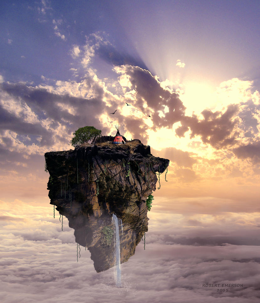Head in the clouds by robhas1left