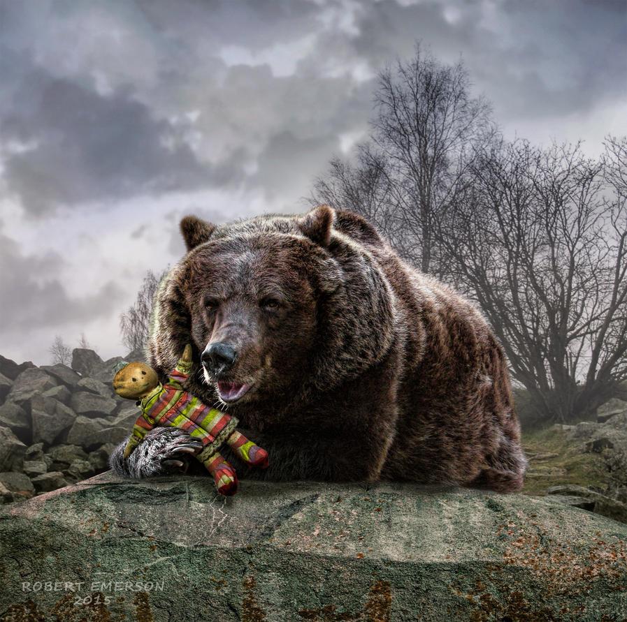 Teddy Bears by robhas1left