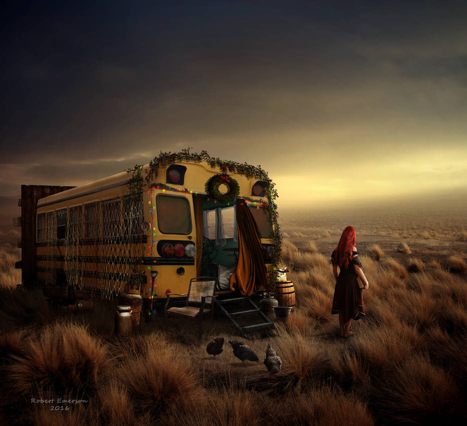 A Little house on the prairie Christmas by robhas1left