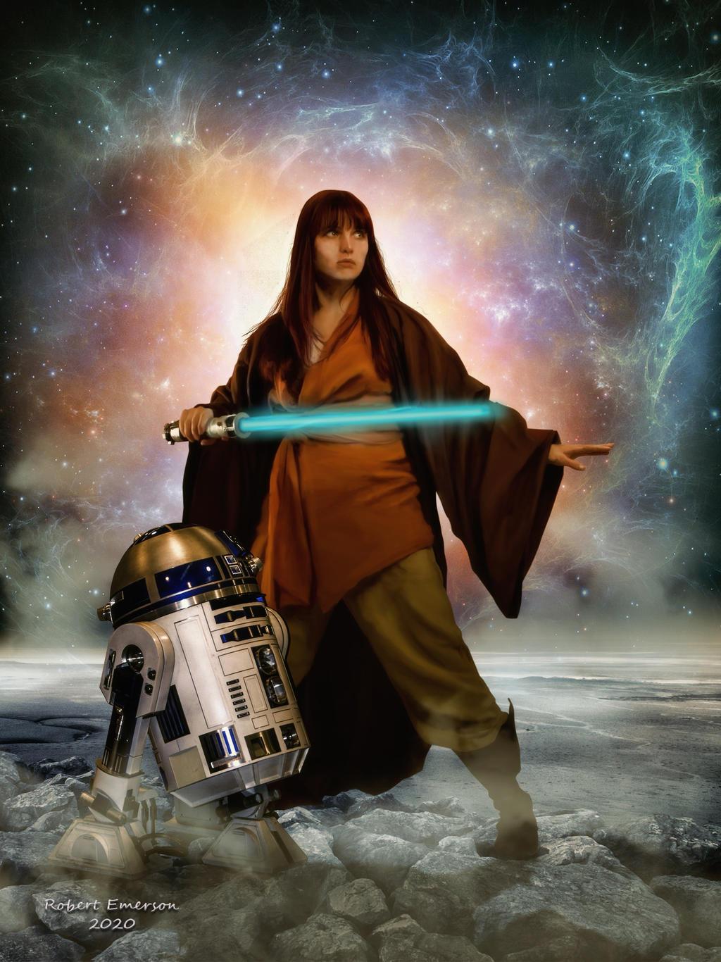 The last Jedi's second cousin